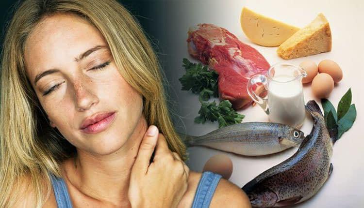 B12 vitamini eksikliğini önlemek için yemeniz gereken yiyecekler!