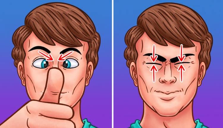 Göz yorgunluğunu azaltmaya ve görme yeteneğini geliştirmeye yardımcı 10 basit egzersiz!