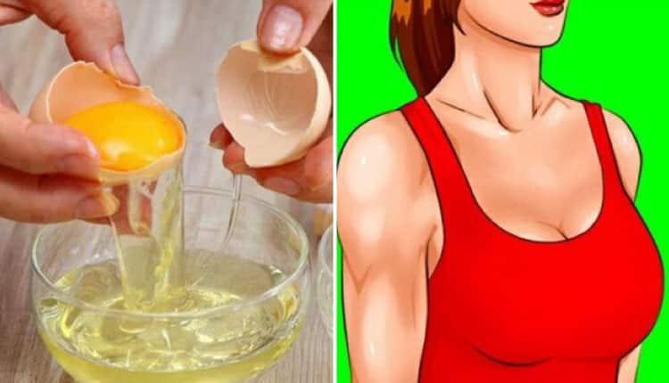 Sarkan göğüsleri dikleştirmek için basit bir tarif!