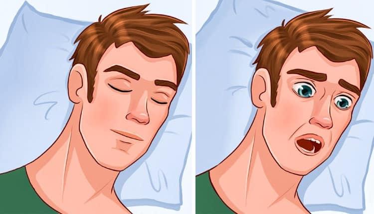 Uykuya daldığımızda neden aniden sarsılırız, irkilme hissi yaşarız?