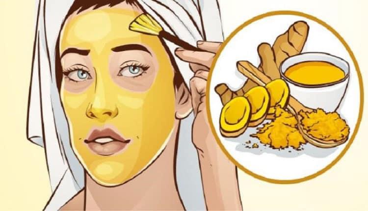 Zerdeçalın yüzünüzdeki 5 harika etkisi. En iyi doğal yüz bakımı için zerdeçal maskesi