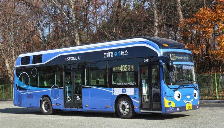 Hidrojenle çalışan otobüsler geliyor