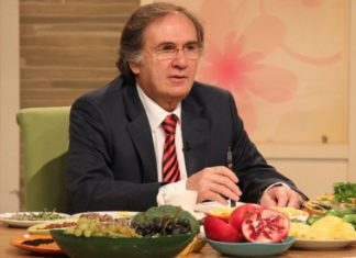 İbrahim Saraçoğlu'ndan sağlıklı beslenme önerileri