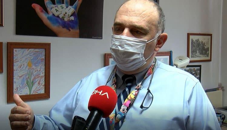 İstanbul'da vaka sayısının neden arttığını Prof. Dr. Ateş Kara açıkladı
