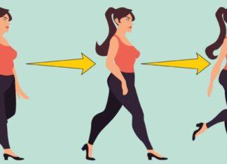 Sadece yürüyüş yaparak zayıflanır mı?