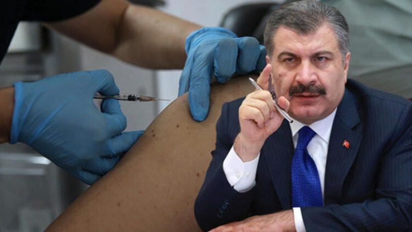 Covid-19 aşısı zorunlu olacak mı? Bakan Koca açıkladı
