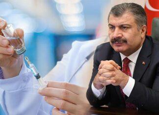 Covid-19 virüsü aşısında öncelikli gruplar hangileri olacak? Bakan Koca açıkladı
