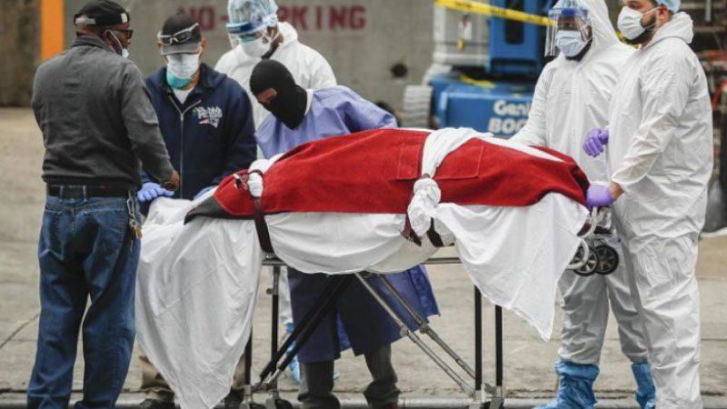 Yaşlı covid-19 vakaları daha yüksek ölüm riski altında