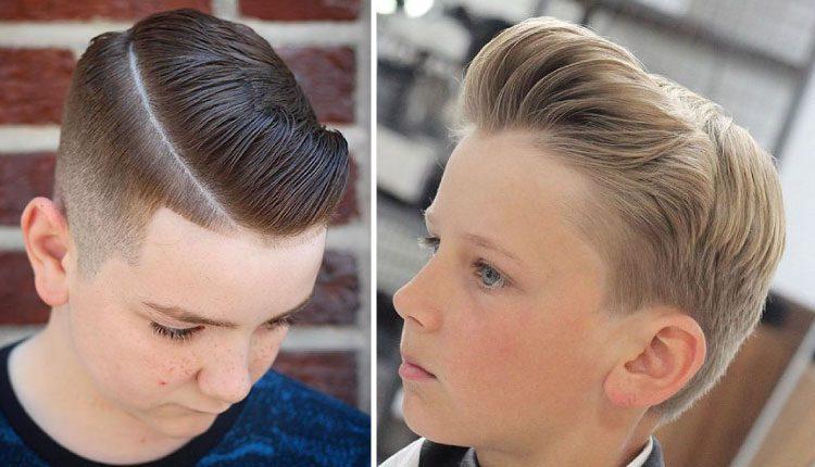 En yeni erkek çocuk saç kesim modelleri neler?
