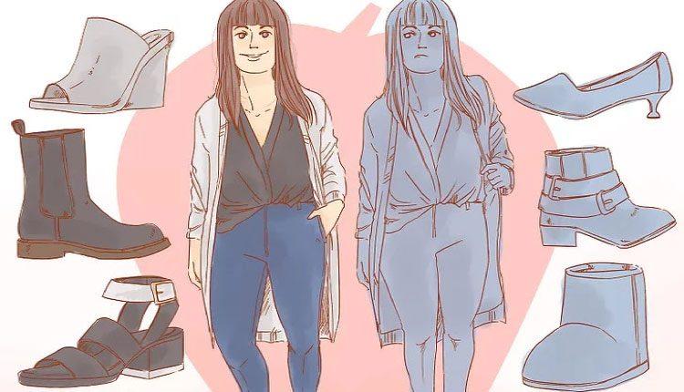 Elma vücut tipi kadınlar, üst bedeni iri kadınlar nasıl giyinmeli?