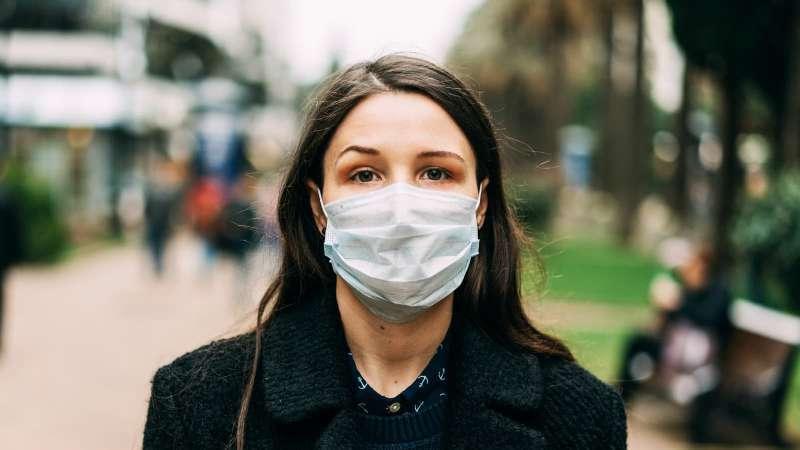 Koruyucu maskelerdeki tehlikeye dikkat