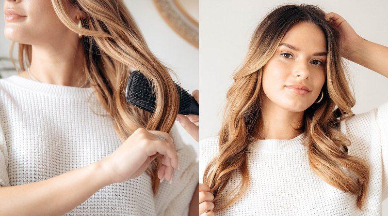 Evde doğal yöntemlerle boyasız saç rengi açma