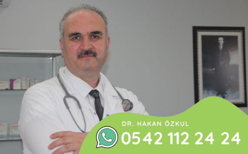 Dr. Hakan Özkul Kimdir?