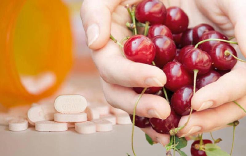 Kan sulandırıcı ilaç alanlara kiraz uyarısı