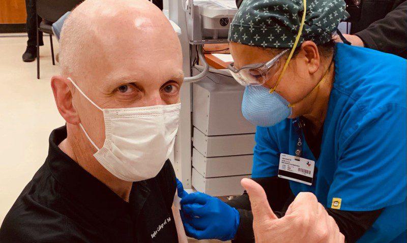 Kanser hastalarına aşı uyarısı