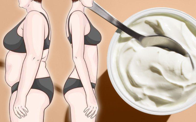 Yağ yakan yoğurt kürü ile 1 haftada kaç kilo verilir?