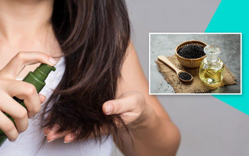 Çörek otu yağı saç dökülmesi ve beyazlaması için nasıl kullanılır?