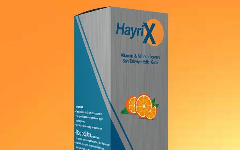 Multivitamin içeren Hayrix şurup ne işe yarar? Yan etkisi var mı?