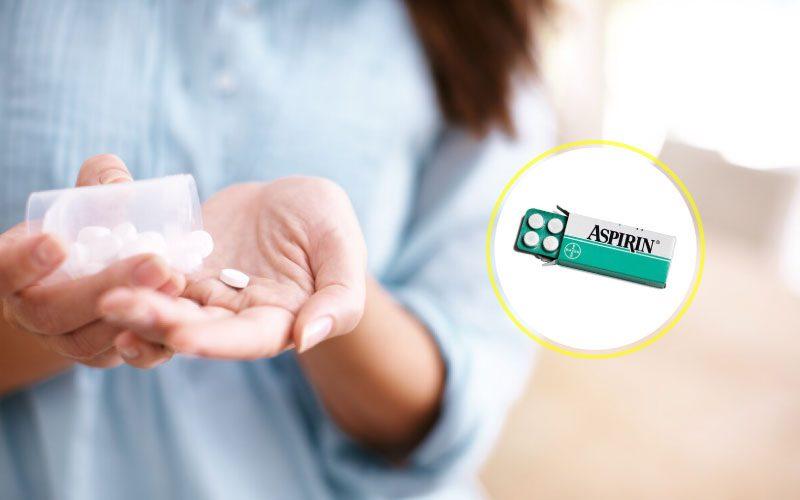 Aspirin ne işe yarar, faydaları neler? Aspirin maskesi tarifi
