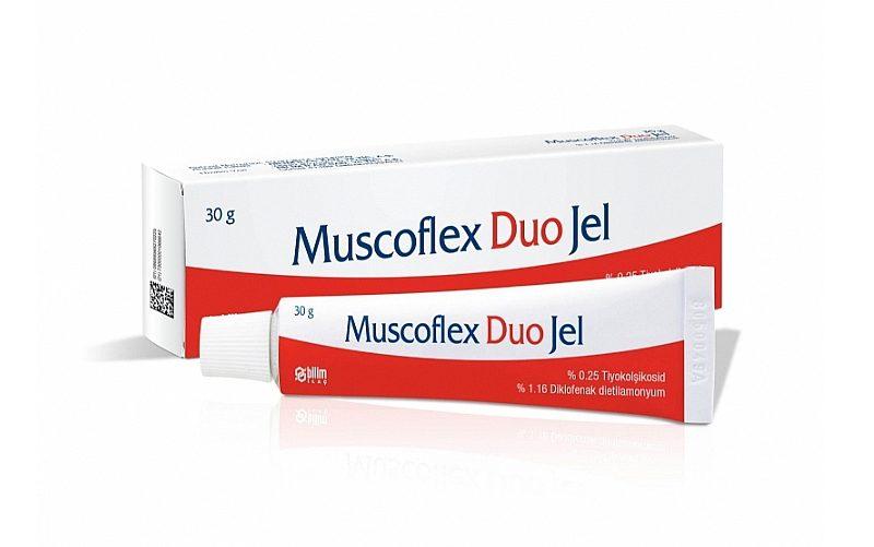 Muscoflex Duo Jel ne işe yarar, nasıl kullanılır?