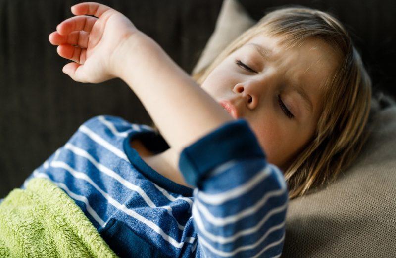 Çocuklarda Gece Öksürük Neden Olur?