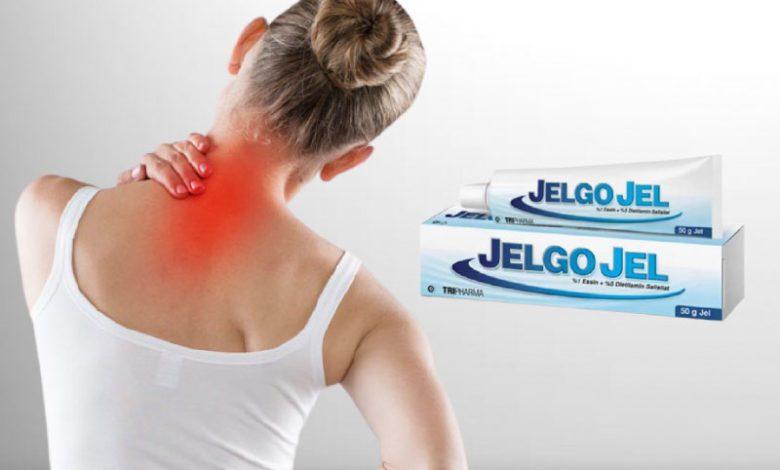 Jelgo jel merhem boyun ağrısına iyi gelir mi?