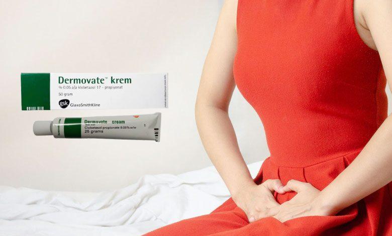 Dermovate Genital Bölgeye Sürülür Mü?